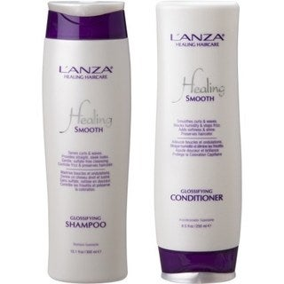 L'ANZA Healing Smooth Glossifying Shampoo and Conditioner