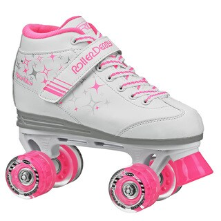 Sparkle Girl's Lighted Wheel Roller Skate (Option: 2)|https://ak1.ostkcdn.com/images/products/10511061/P17582408.jpg?_ostk_perf_=percv&impolicy=medium