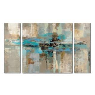 Silvia Vassileva Morning Fjord 3-Piece Canvas Wall Art Set|https://ak1.ostkcdn.com/images/products/10511319/P17582673.jpg?impolicy=medium
