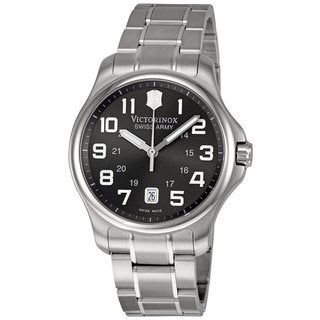 Victorinox Swiss Army Men's Officers Gent Watch 241361