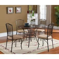K&B D3037-2 Dining Chairs (Set of 2)