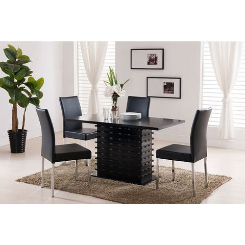 K&B C06 Dining Chairs (Set of 4).