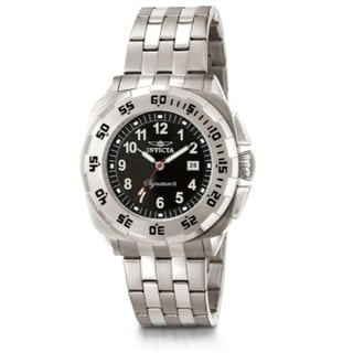 Invicta Men's Stainless Steel 45mm Date Watch