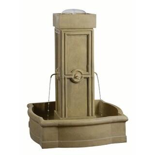 Regal Outdoor Floor Fountain