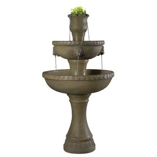Cecil Outdoor Floor Fountain