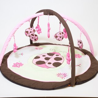 Pam Grace Creations Ladybug Lucy Playgym
