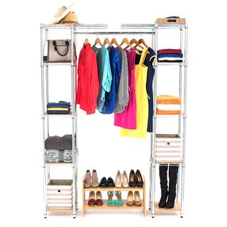 TRINITY EcoStorage Expandable Closet Organizer|https://ak1.ostkcdn.com/images/products/10511622/P17590162.jpg?impolicy=medium