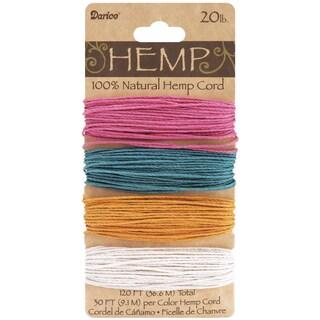 Hemp Cord 20lb 120'Spring