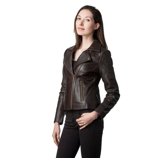 Mason & Cooper Haley Leather Jacket