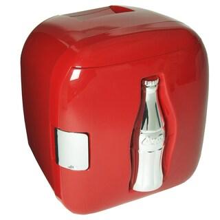 Koolatron CCU9 Coca Cola Personal Cube Fridge