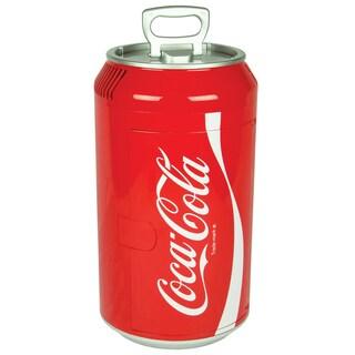 Koolatron CC06-G Coca Cola Mini Can Fridge
