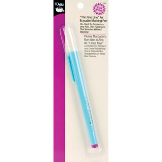 AirErasable Marking Pen FinePurple