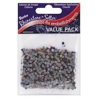 Rhinestone Setter HotFix Glass Stones 3mm 1,000/PkgMulti