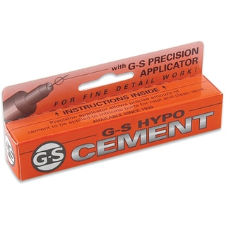 GS Hypo Cement.33oz