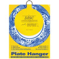 Invisible Plate Hanger 4inFor Plates Up To 12in Diameter