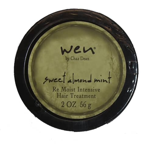 Wen Sweet Almond Mint Re Moist Intensive 2-ounce Hair Treatment - N/A