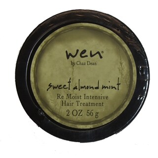 Wen Sweet Almond Mint Re Moist Intensive 2-ounce Hair Treatment