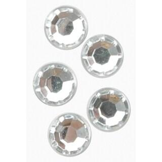 Rhinestones Round 5mm 180/PkgCrystal