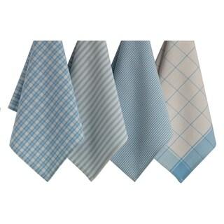 Dusk Blue Dishtowel (Set of 4)