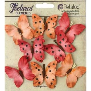 Darjeeling Teastained Butterflies 1.5in 8/PkgSpice