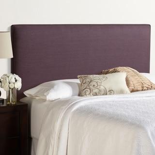 Humble + Haute Bingham Queen Size Iris 100-percent Linen Upholstered Headboard