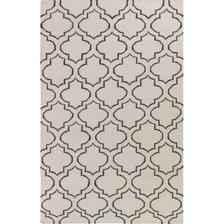 Flatweave Melksham Wool Rug (9' x 12')