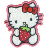 Hello Kitty PatchStrawberry Sweet