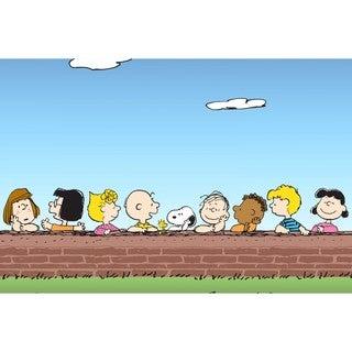 Marmont Hill - Peanuts Wall Peanuts Print on Canvas
