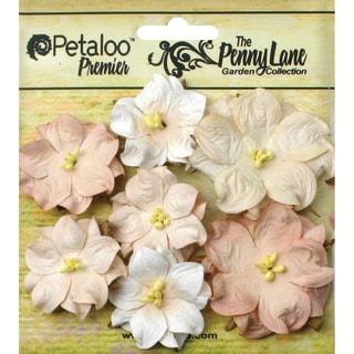 Penny Lane Mini Wild Roses 1in To 1.75in 7/PkgAntique Mauve