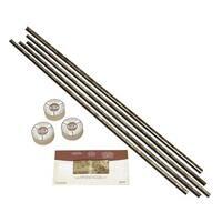 Fasade Backsplash Accessory Kit with Tape Bermuda Bronze