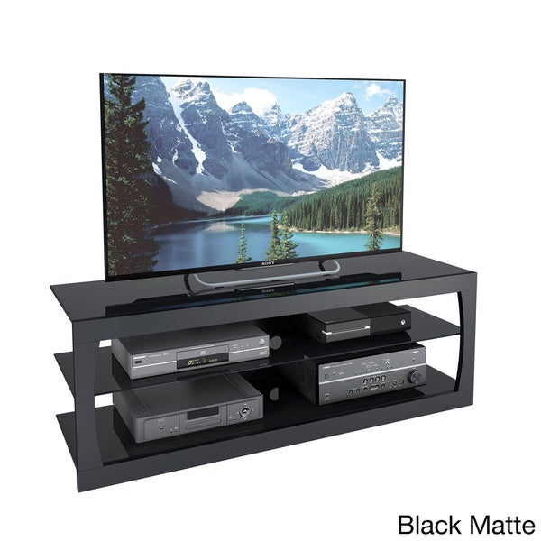 Shop Corliving Santa Lana Tv Stand For Tvs Up To 65
