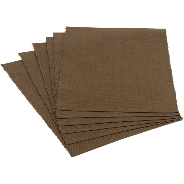 Solid Placemat (Set of 6)