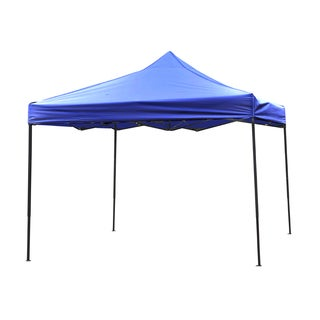 Trademark Innovations Portable Blue Event Canopy Tent