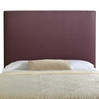 Humble + Haute Bingham Tall Iris 100-percent Linen Upholstered Headboard