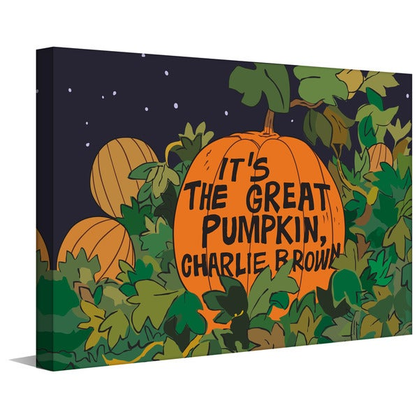 The Great Pumpkin Xharlie Brown Shoes