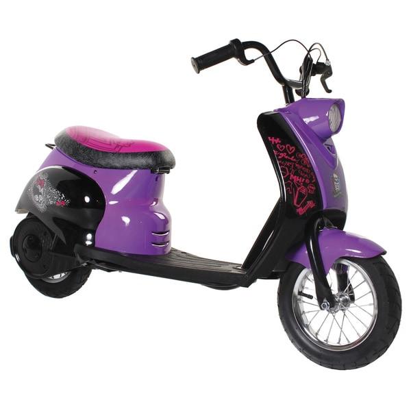 Monster High 24V Motorized City Scooter