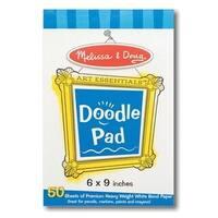 Melissa & Doug 6 x 9 inch Doodle Pad