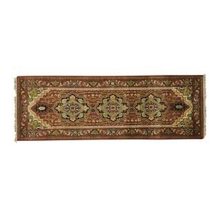 Runner Serapi Heriz 100 Percent Wool Handmade Oriental Rug (2'8 x 7'9)