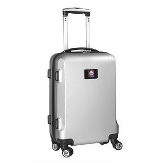 Denco Sports NBA Philadelphia 76ers 20-inch Hardside Carry On Spinner Upright Suitcase