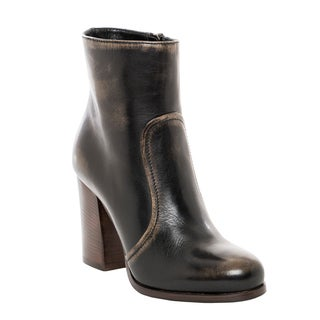 Prada Vitello Vintage Ankle Boot