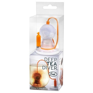 Fred & Friends Deep Tea Diver