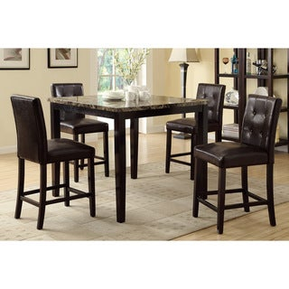 Shop Bayfield 5 Piece Counter Height Dining Set On Sale