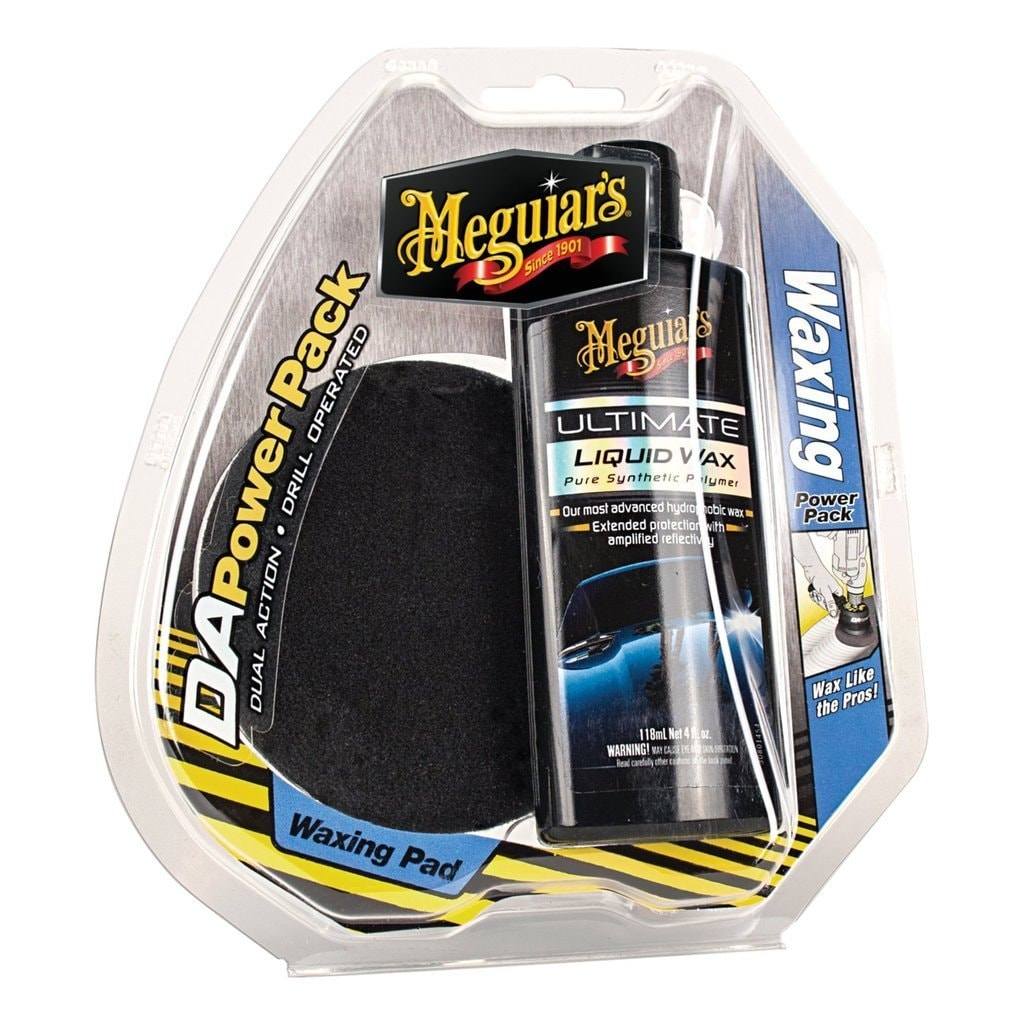 Reflections Meguiar's D/A Power System Ultimate Wax Pak