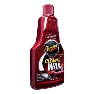 MEGUIAR'S CLEANER WAX - LIQUID