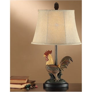 Rooster 24-inch Table Lamp (Set of 2)