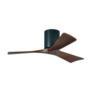 Matthews Fan Company Irene-3 Hugger 42-inch 3-blade Paddle Ceiling Fan