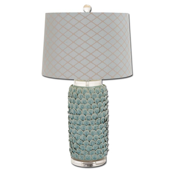 Casa Cortes Zuma Handcrafted Ceramic Table Lamp