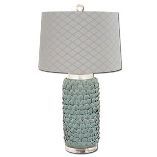 Casa Cortes Zuma Handcrafted Ceramic Table Lamp