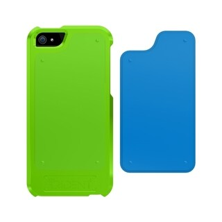 Apollo 2-piece Phone Case for Apple iPhone 5 (Bulk Case of 500)