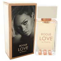 Rihanna Rogue Love Women's 4.2-ounce Eau de Parfum Spray